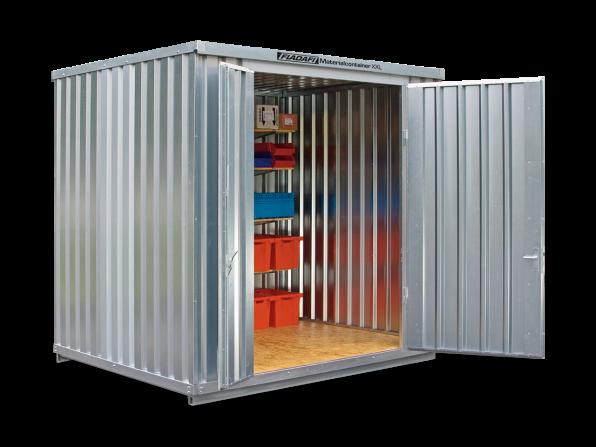 Materialcontainer MC 1300 XXL mit Boden