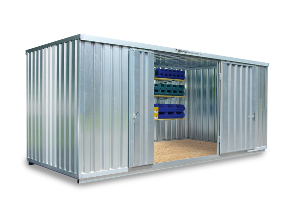 Materialcontainer MC 1600 XXL mit Boden
