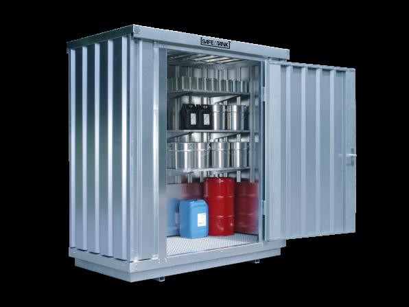 Gefahrtoffcontainer ST 300 SAFE Tank für WGK 1-3