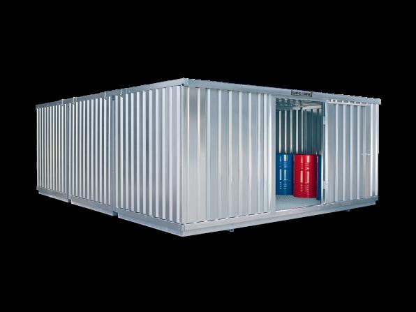 Gefahrstoffcontainer ST 5000 SAFE Tank für WGK 1-3