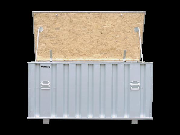 Werkzeugbox und Lagerbox
