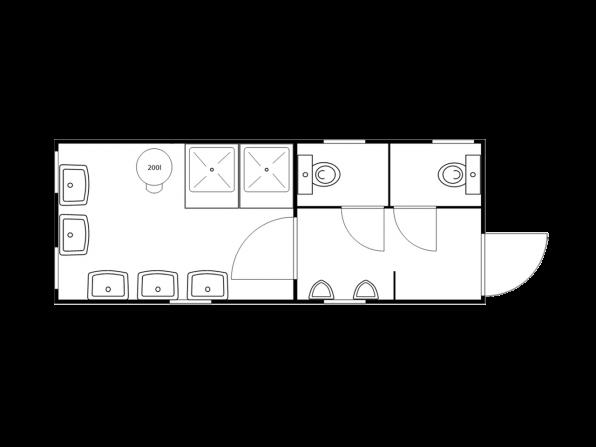 SC 6860, 6 m