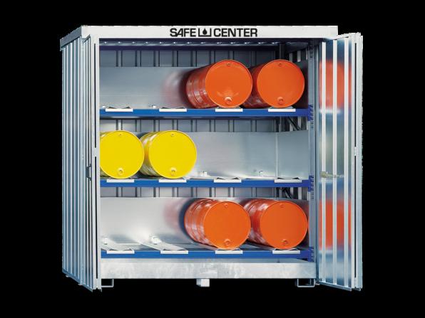 Basisregal SCAL12, GHS 1-3