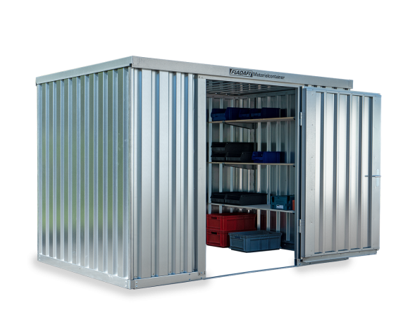 Materialcontainer MC 1300 ohne Boden