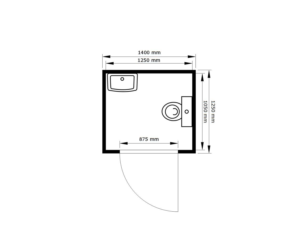 fladafi containerbau tb 2701 container kaufen. Black Bedroom Furniture Sets. Home Design Ideas